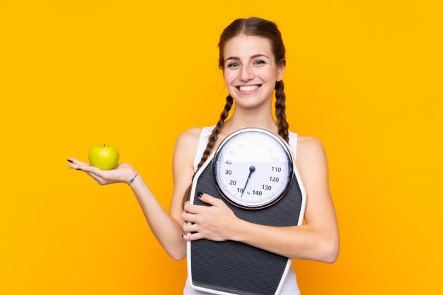 زندگی شاد و بدون اضافه وزن