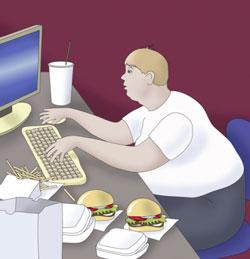 مقابله با چاقی کودکان و نوجوانان