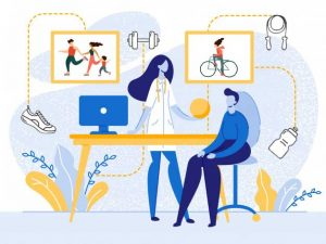 مشاوره ورزش در برنامه لاغری و کاهش وزن سیبیتا