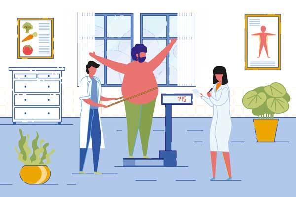 لاغری و کاهش وزن با سیبیتایی