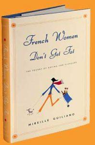 خانمهای فرانسوی چاق نمیشوند