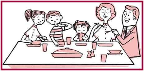 چاقی کودکان و خانواده درمانی